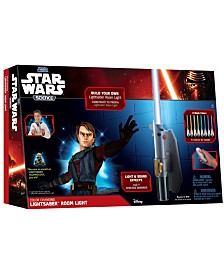 Star Wars Science - Color Changing Lightsaber Room Light
