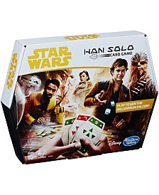 Star Wars - Han Solo Card Game