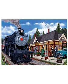 Kirkland Lake Station Puzzle - 2000 Piece
