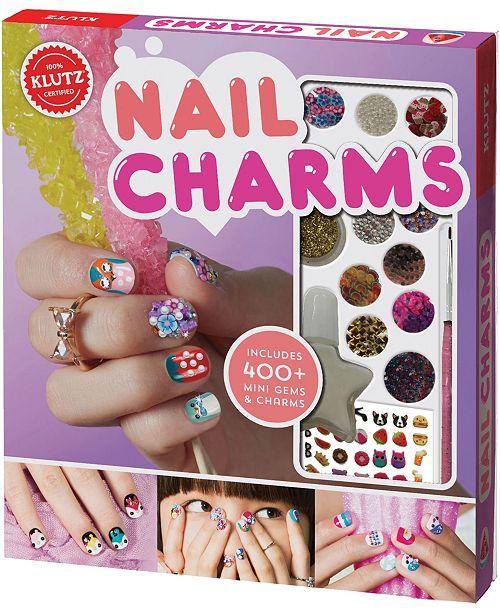 Klutz Nail Charms & Reviews - Kids - Macy\'s
