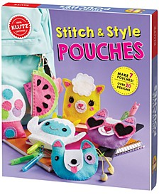 Stitch and Style Pouches
