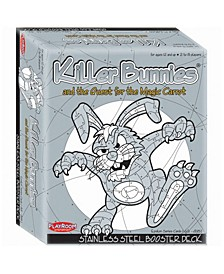 Killer Bunnies and the Quest for the Magic Carrot- Stainless Steel Booster Deck (8)