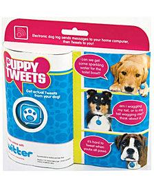 Puppy Tweets- Blue