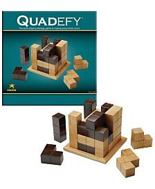 QUADEFY Puzzle Game