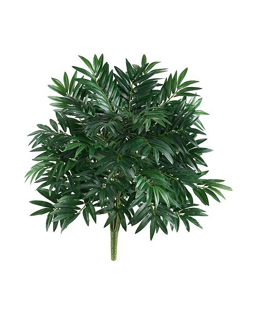 """Nearly Natural 29"""" Bamboo Palm Artificial Plant, Set of 2"""