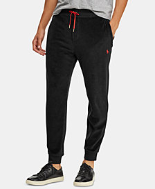 Polo Ralph Lauren Men's Lunar New Year Velour Jogger Pants
