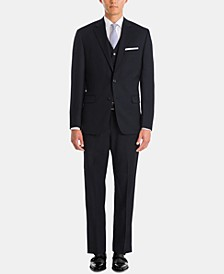 Men's UltraFlex Classic-Fit Wool Suit Separates