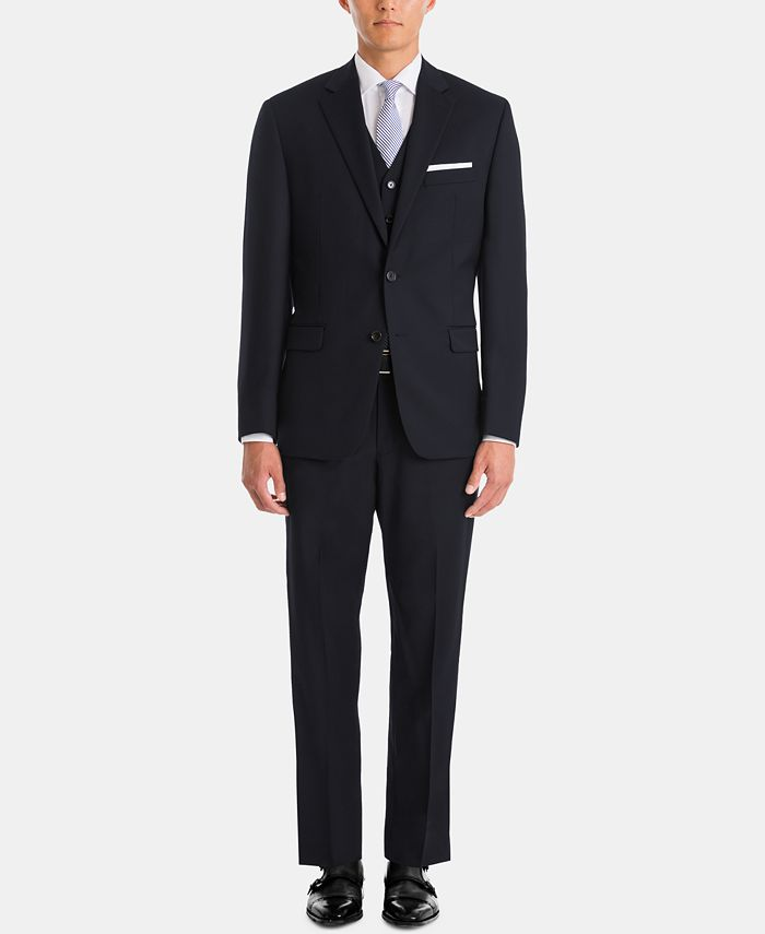 Lauren Ralph Lauren - Men's UltraFlex Classic-Fit Wool Suit Separates