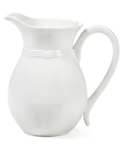 Mikasa Dinnerware, French Countryside Pitcher