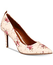 COACH Waverly Pumps