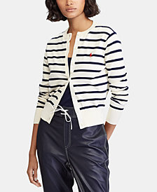 Polo Ralph Lauren Striped Cardigan