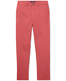 Polo Ralph Lauren Big Boys Cotton Skinny Chino Pants