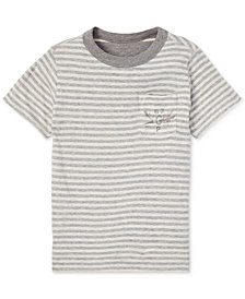 Polo Ralph Lauren Toddler Boys Reversible Cotton T-Shirt