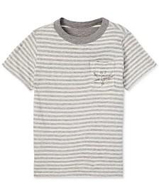 Polo Ralph Lauren Toddler Boys Reversible Cotton T-Shirt
