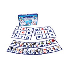 Alphabet Bingo Learning Educational Game