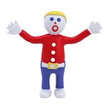"NJ Croce Mr. Bill 5"" Bendable Figure"