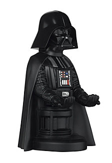 """Exquisite Gaming Cable Guy Controller and Phone Holder Star Wars Classic Sith Lord Darth Vader 8"""""""