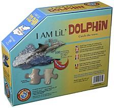 Madd Capp Puzzle Jr. I AM Lil DOLPHIN
