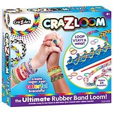 Cra Z Art Cra Z Loom Ultimate Rubber Band Bracelet Maker Kit