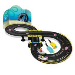 Nkok Spongebob Squarepants Rc Slot Car Race Set Spongebob and Patrick