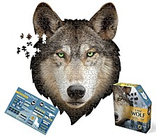 Madd Capp Puzzles I AM Wolf 550 Piece Puzzle