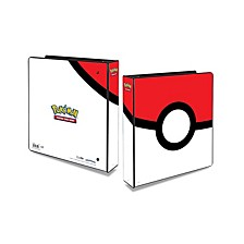 """Pokemon Poke Ball 2"""" 3 Ring Binder"""