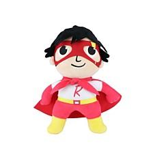 """Ryans World 6.5"""" Medium Plush Super Hero Ryan"""