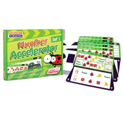 Junior Learning Smart Tray Number Accerlator Set 1