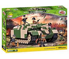COBI Small Army World War II Sd.Kfz. 162 Jagdpanzer IV Tank 500 Piece Construction Blocks Building Kit