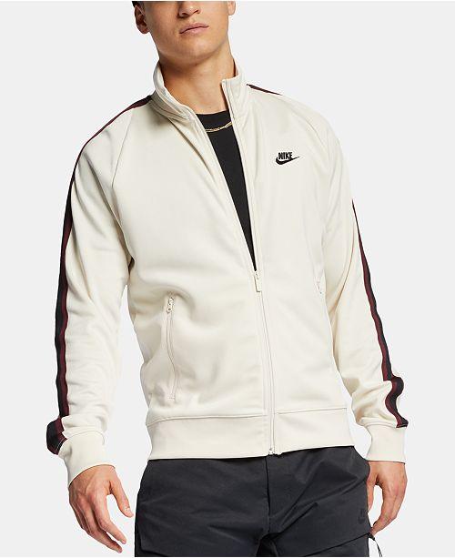4fcd539c843d Nike Men s Sportswear Track Jacket  Nike Men s Sportswear Track Jacket ...