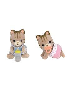 Critters - Sandy Cat Twins