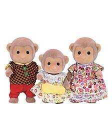 Critters - Mango Monkey Family