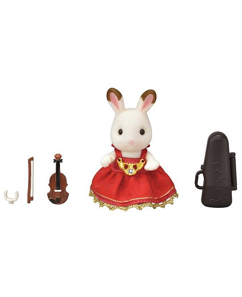 Calico Critters - Violin Concert Set