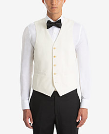 Lauren Ralph Lauren Men's UltraFlex Classic-Fit Twill Wool Vest