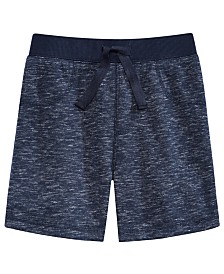 First Impressions Toddler Boys Marled Shorts, Created for Macy's
