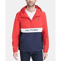 Tommy Hilfiger Men's Taslan Popover Jacket Deals