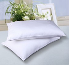 Cottonloft Self Cooling Cotton Filled Bed Pillow, 2 Pack