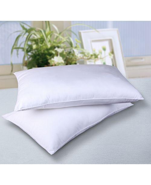 Epoch Hometex inc Cottonloft Self Cooling Cotton Filled Bed Pillow, 2 Pack