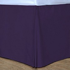 Colors Cotton Bed Skirt, Queen