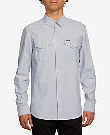 Volcom Men's Hayes Chambray Shirt