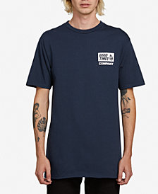 Volcom Men's Is Good Graphic T-SHirt