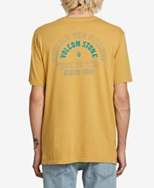 Volcom Men's Arch Strange Graphic T-Shirt