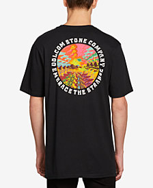 Volcom Men's Voleidospoica Graphic T-Shirt