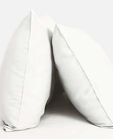 Cariloha Resort Viscose from Bamboo King Pillowcase Set, 400 thread