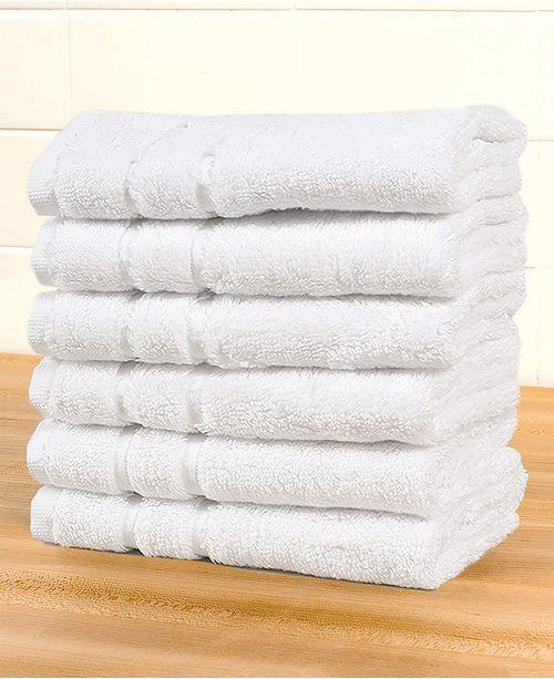 "Cariloha Carihola 3-Piece 13"" x 13"" Washcloth Set"