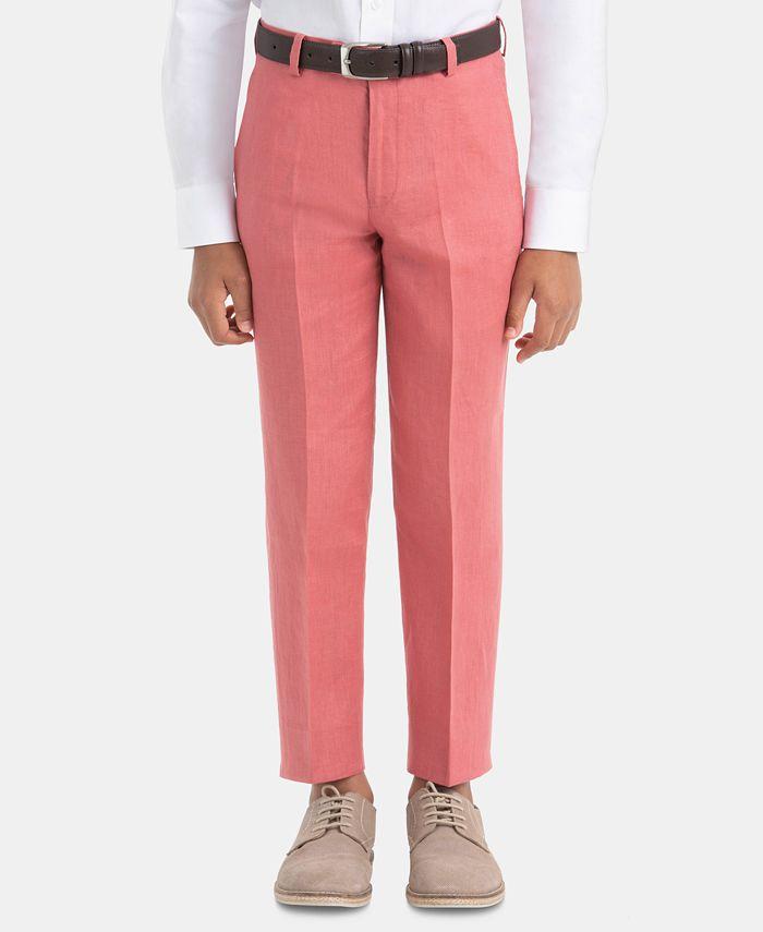 Lauren Ralph Lauren - Little Boys Linen Dress Pants