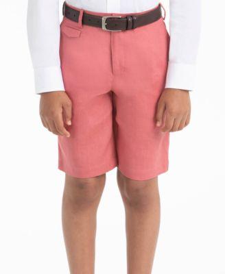 Big Boys Linen Shorts