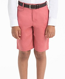 Big Boys Linen Shorts