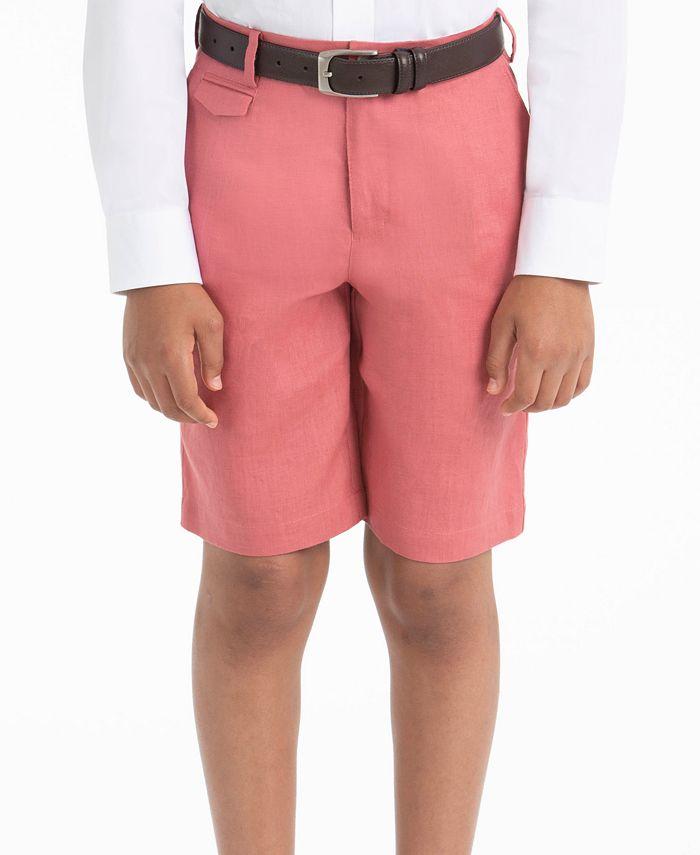 Lauren Ralph Lauren - Little Boys Linen Shorts