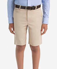 로렌 랄프로렌 보이즈 반바지 Lauren Ralph Lauren Big Boys Shorts,Tan